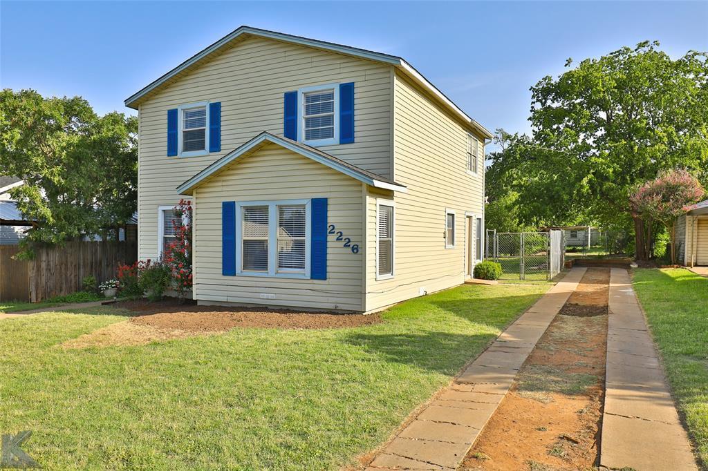 Sold Property | 2226 Melrose Street Abilene, Texas 79605 3