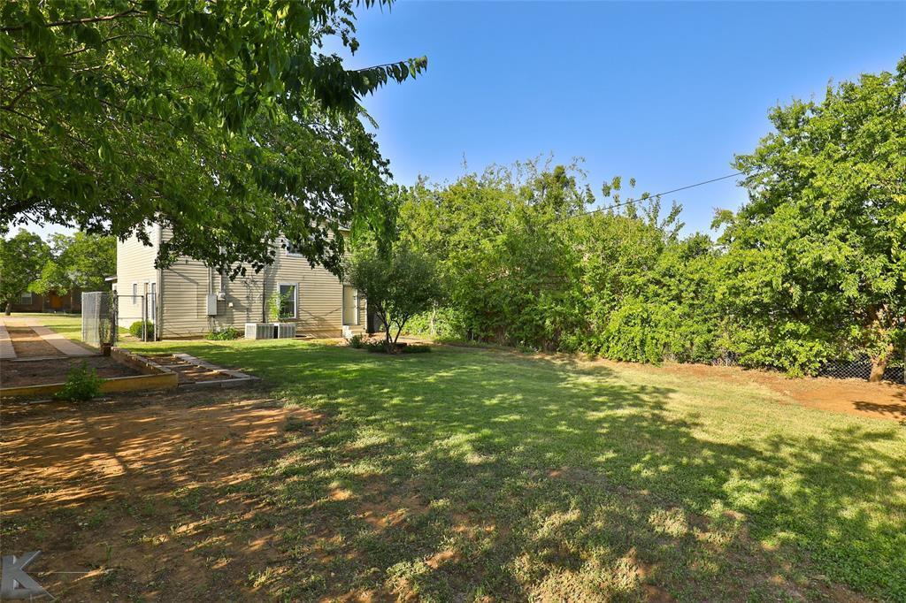 Sold Property | 2226 Melrose Street Abilene, Texas 79605 31