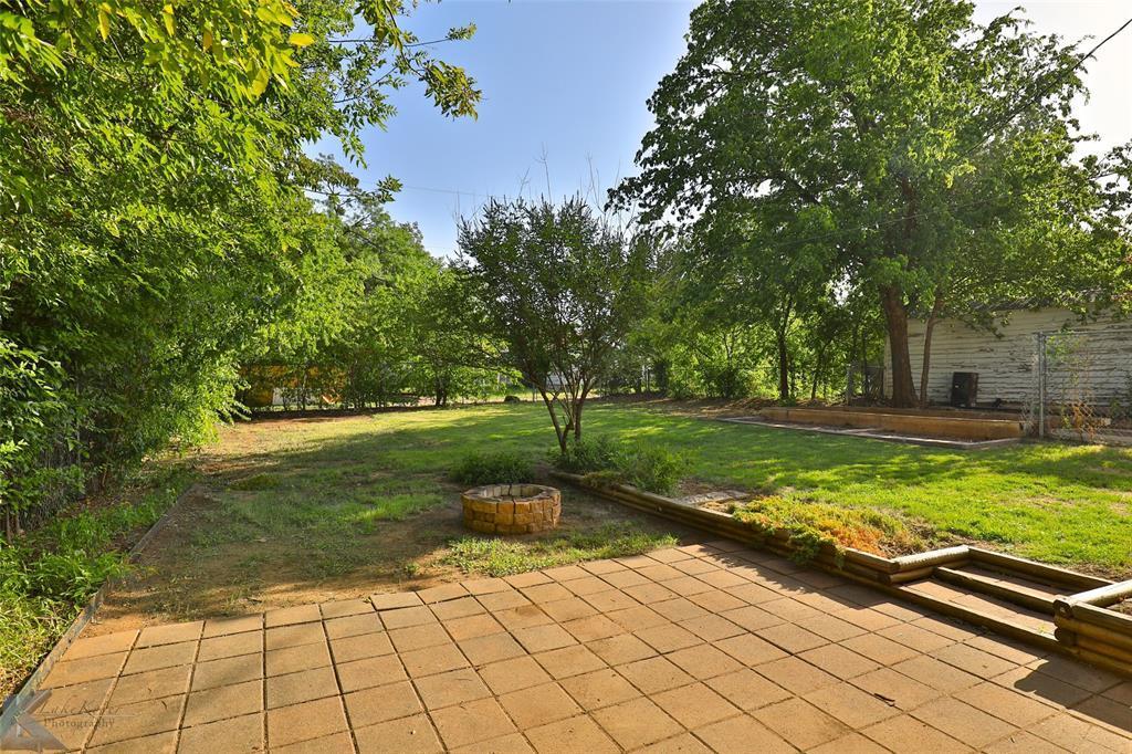 Sold Property | 2226 Melrose Street Abilene, Texas 79605 32