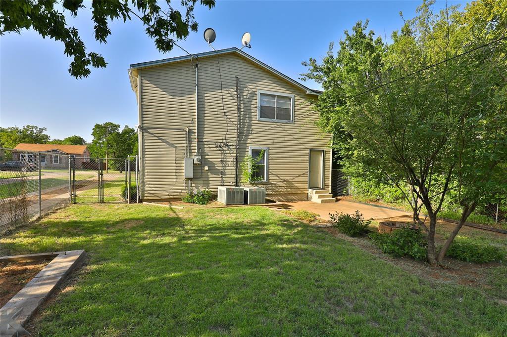 Sold Property | 2226 Melrose Street Abilene, Texas 79605 34