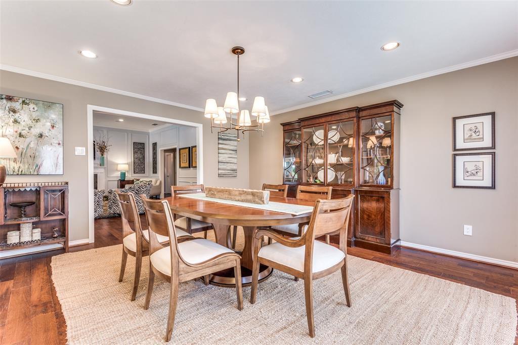 Sold Property | 9010 Fairglen  Drive Dallas, TX 75231 12