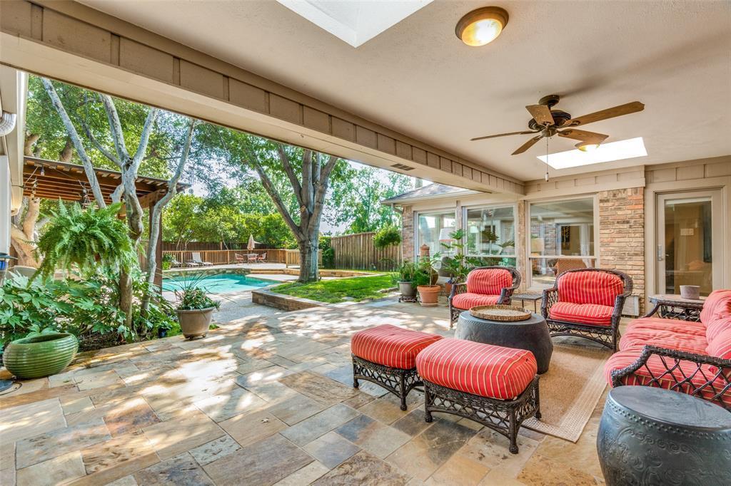 Sold Property | 9010 Fairglen  Drive Dallas, TX 75231 34