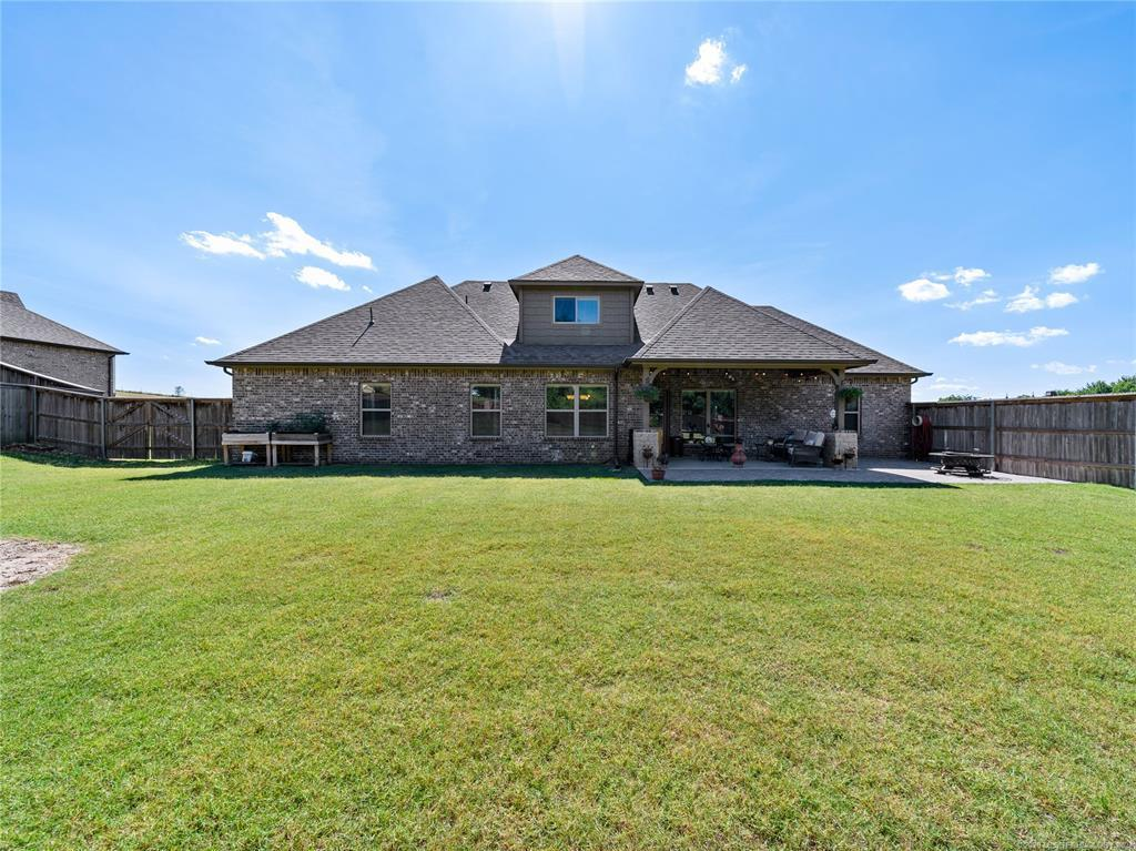 Active | 19471 Pecan Ridge Circle Claremore, OK 74017 6
