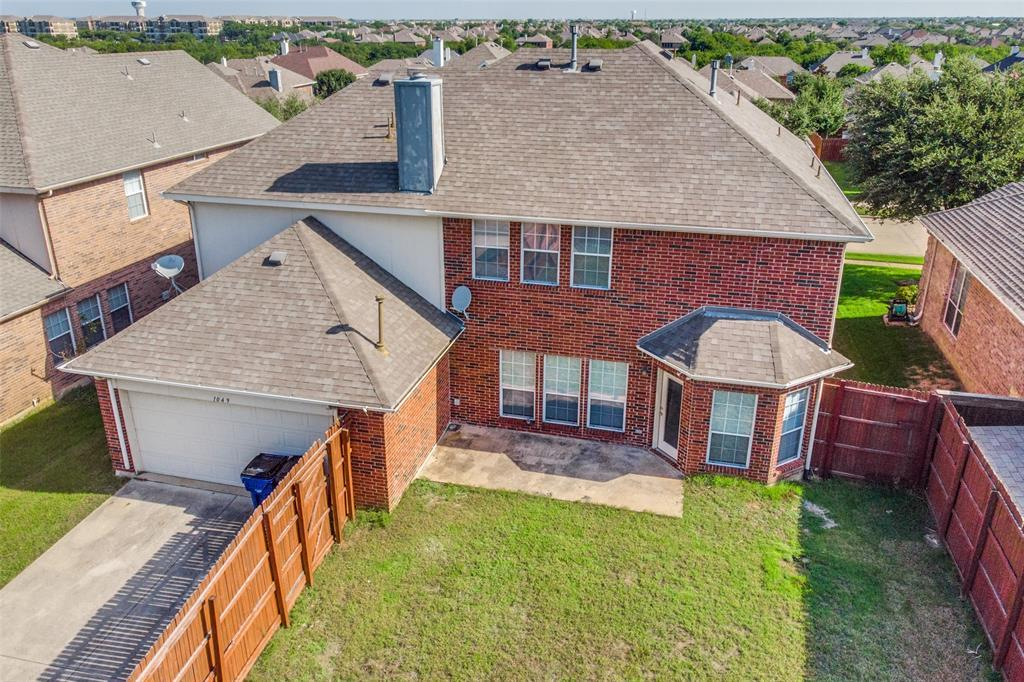 Active Option Contract   1049 Talley  Lane Frisco, TX 75033 28