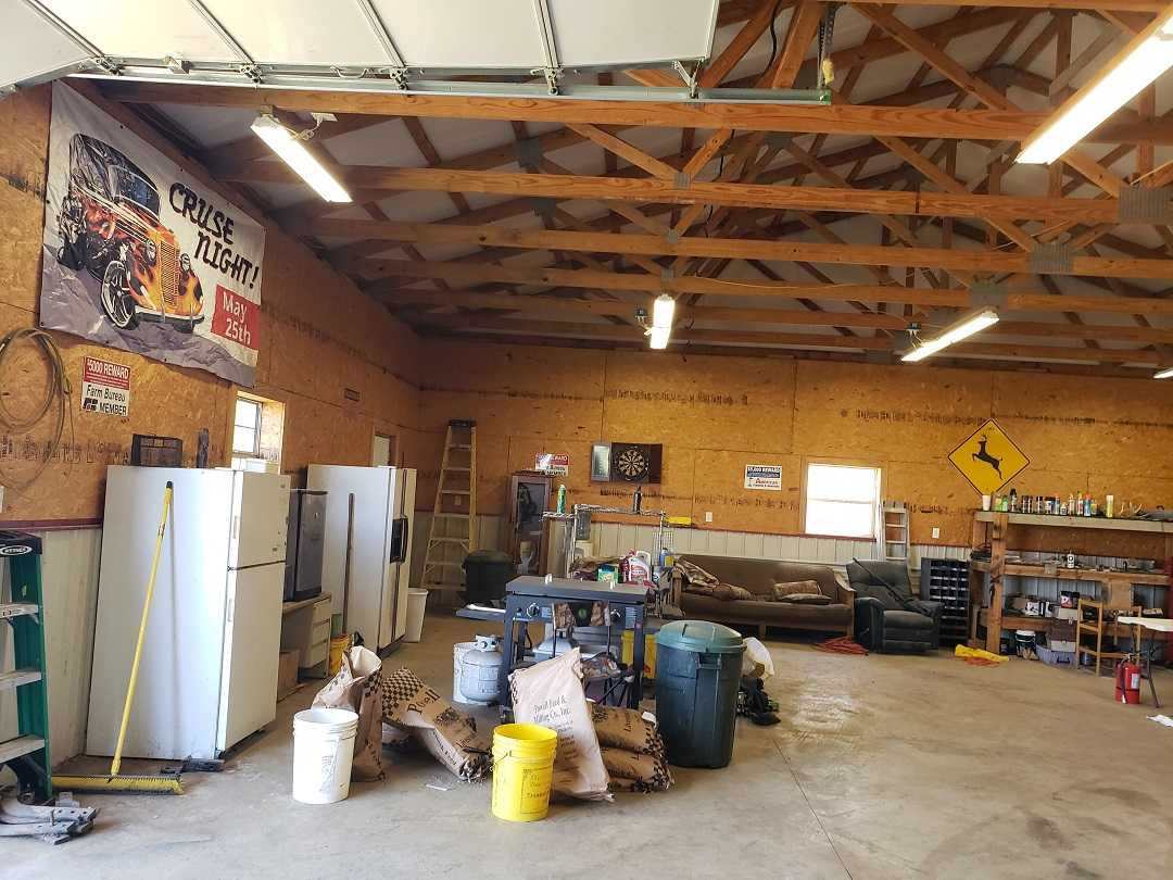 Active | HOME, SHOP AND 7.5 ACRES UP TO 490.5 ACRES Stigler, OK 74462 92
