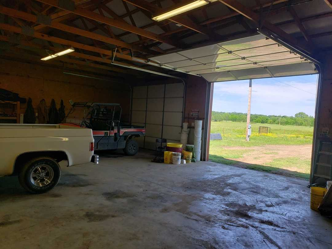 Active | HOME, SHOP AND 7.5 ACRES UP TO 490.5 ACRES Stigler, OK 74462 97