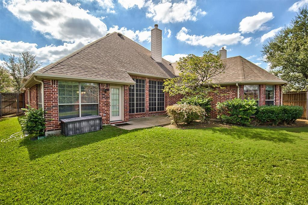 Leased | 4125 White Porch  Road Plano, TX 75024 32