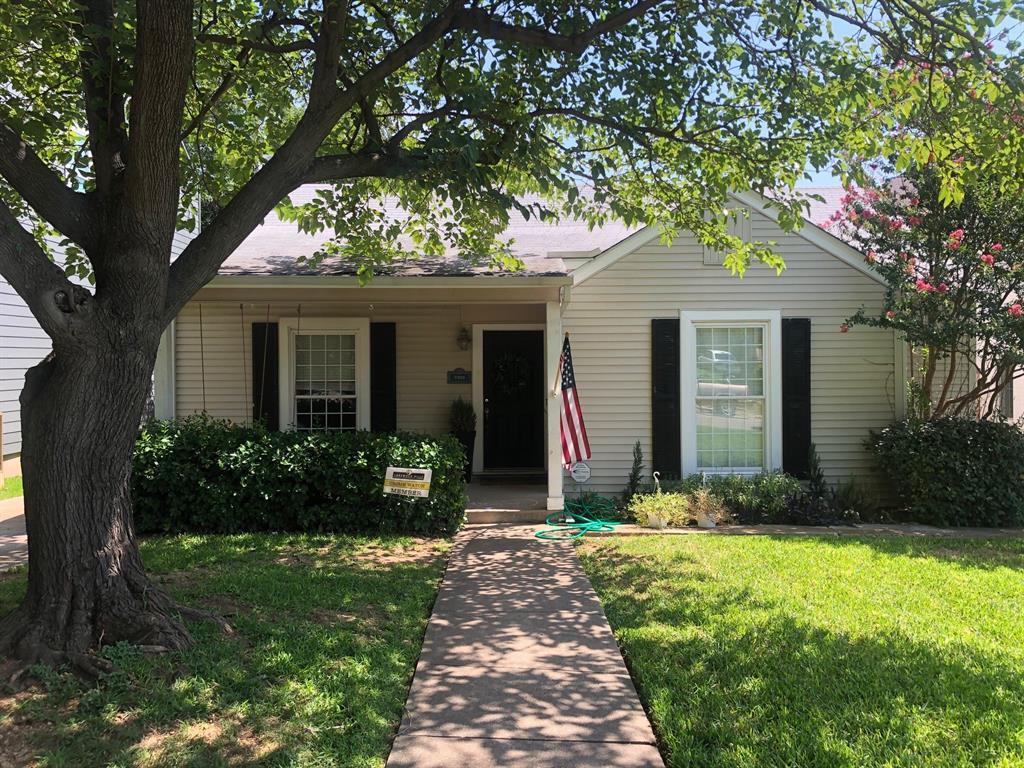 Sold Property | 7219 Coronado  Avenue Dallas, TX 75214 1