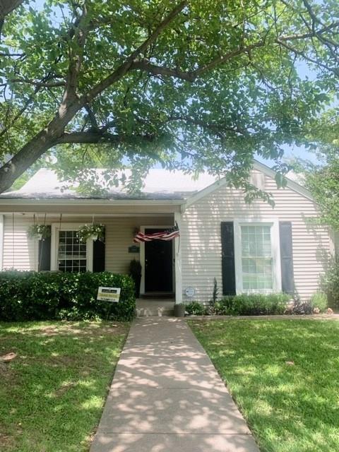 Sold Property | 7219 Coronado  Avenue Dallas, TX 75214 2