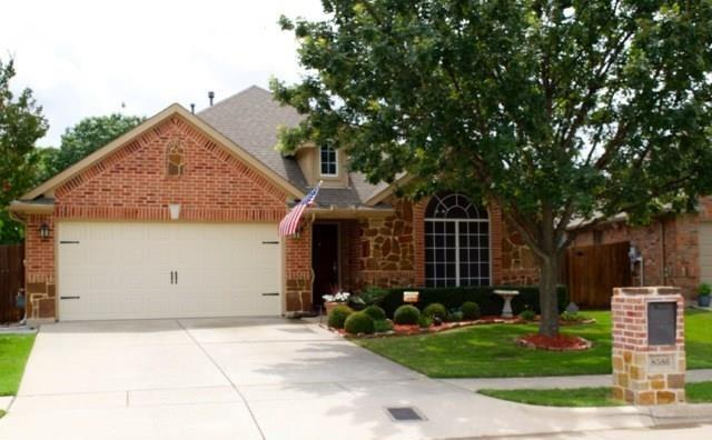 Sold Property | 8586 Corral Circle Fort Worth, Texas 76244 1