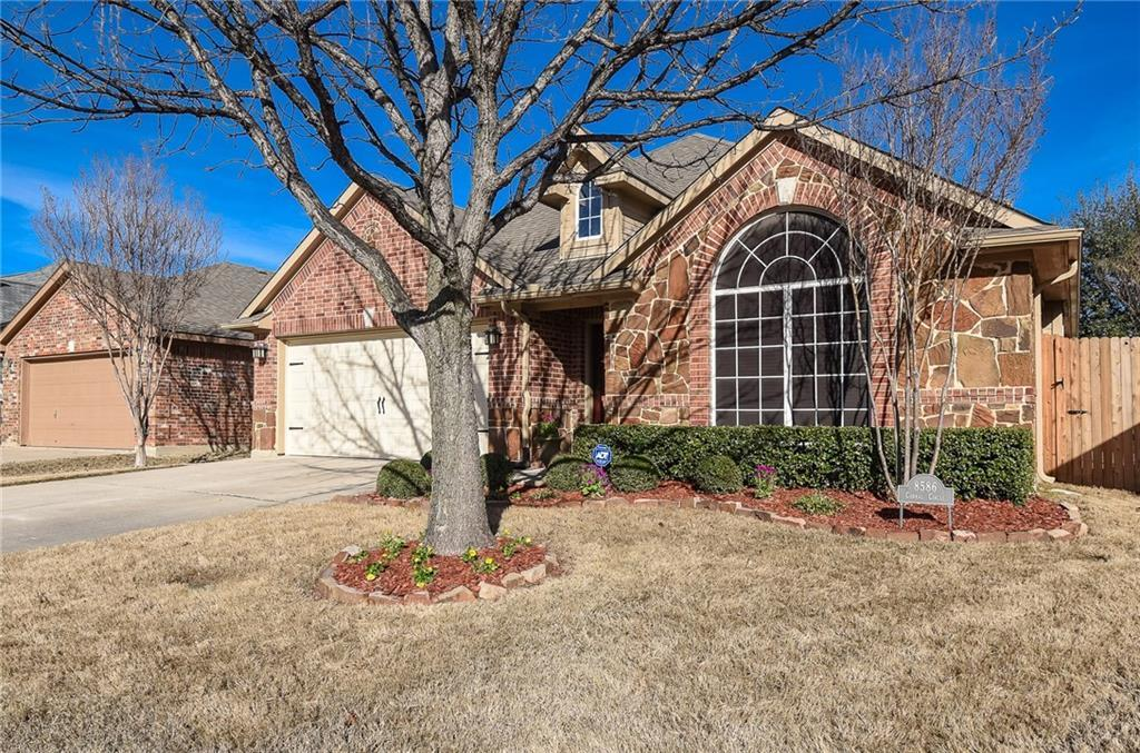 Sold Property | 8586 Corral Circle Fort Worth, Texas 76244 3