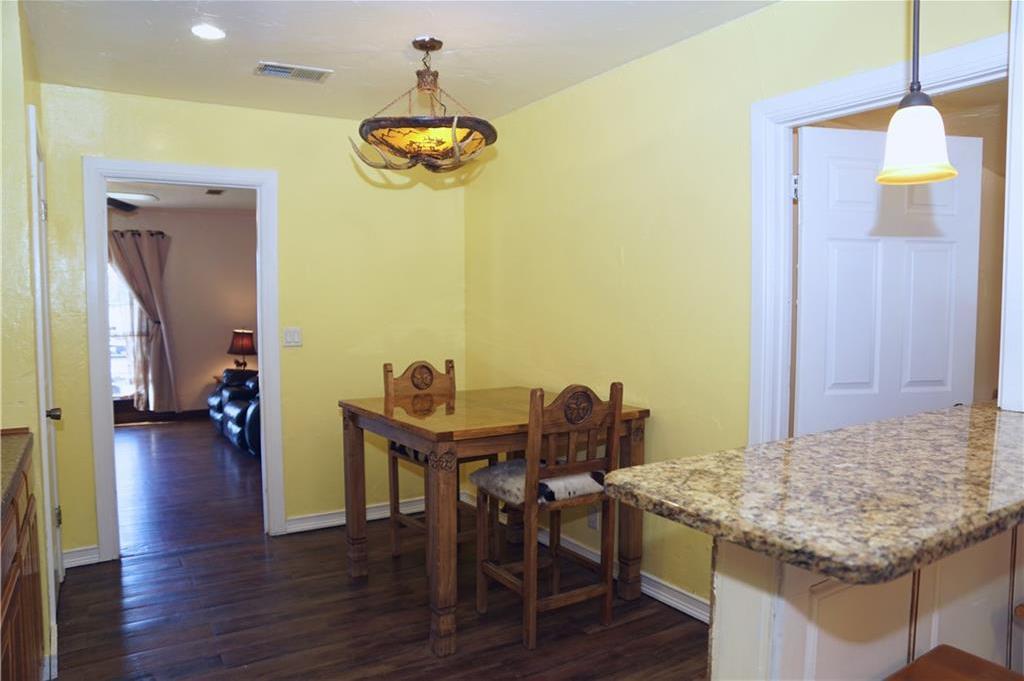 Sold Property | 4809 Fairfax Street Fort Worth, Texas 76116 4