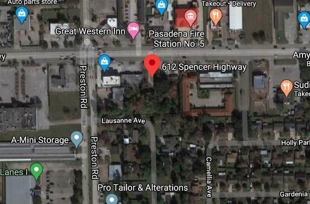 Active | 612 Spencer Pasadena, Texas 77505 4