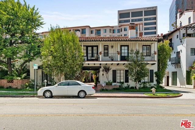 Closed   10840 Lindbrook  Drive #2 Los Angeles, CA 90024 2