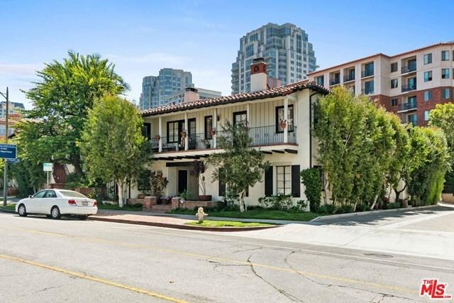 Closed   10840 Lindbrook  Drive #2 Los Angeles, CA 90024 4