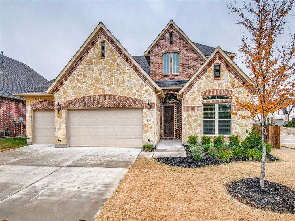 Sold Property | 3000 Maplewood  Drive McKinney, TX 75071 0
