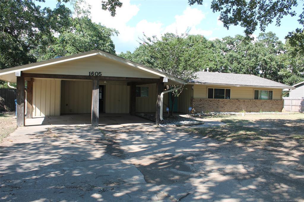 Active | 1605 E Seminole Avenue McAlester, OK 74501 1