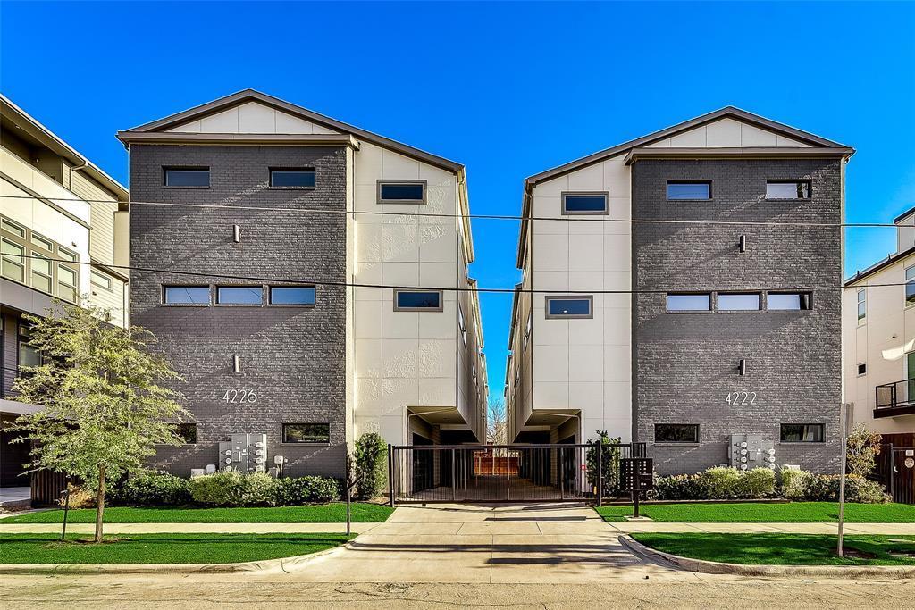 Sold Property | 4226 Roseland  Avenue #203 Dallas, TX 75204 21