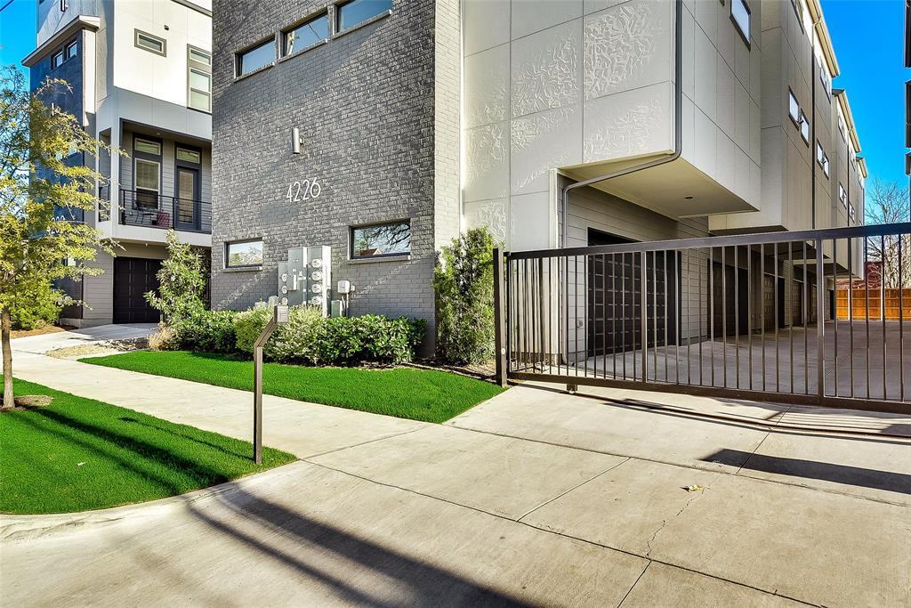 Sold Property | 4226 Roseland  Avenue #203 Dallas, TX 75204 22