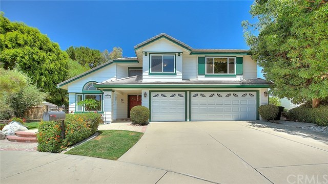 Closed | 13462 Montserrat  Court Chino Hills, CA 91709 1