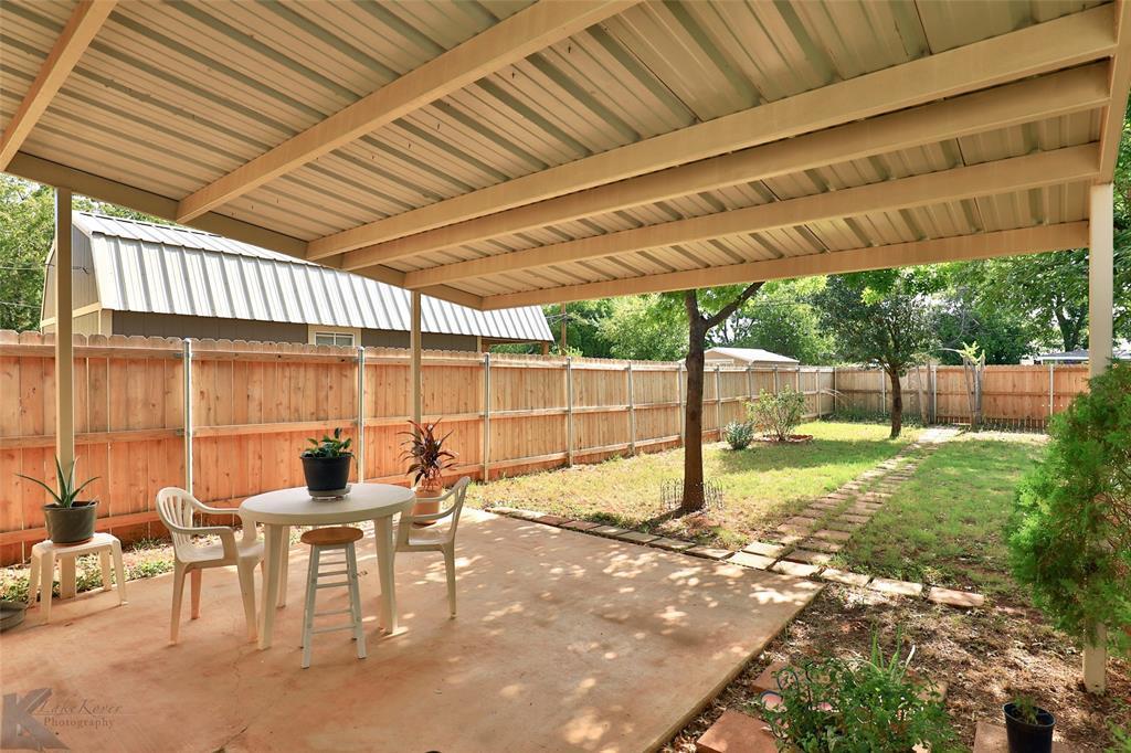 Sold Property | 917 S Jefferson  Drive Abilene, TX 79605 28