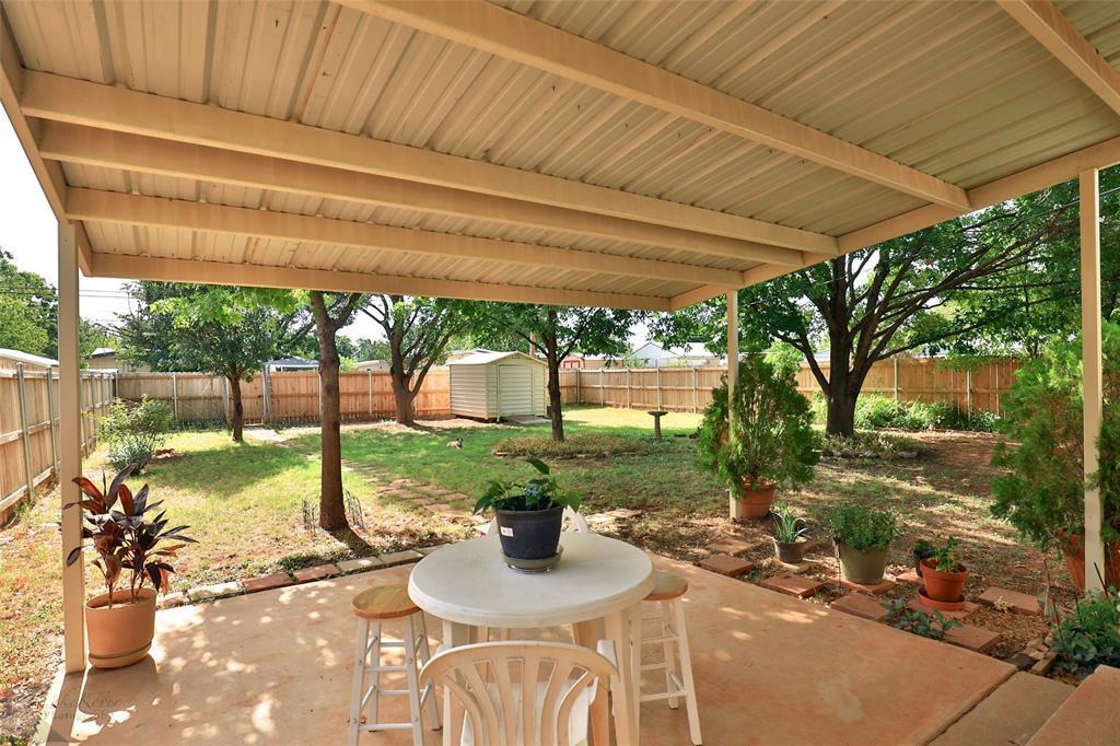 Sold Property | 917 S Jefferson  Drive Abilene, TX 79605 29