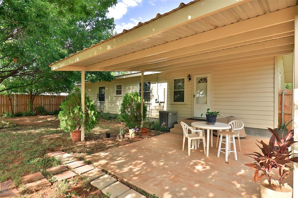 Sold Property | 917 S Jefferson Drive Abilene, Texas 79605 30
