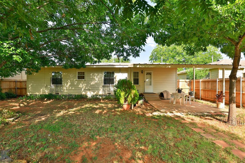 Sold Property | 917 S Jefferson Drive Abilene, Texas 79605 31