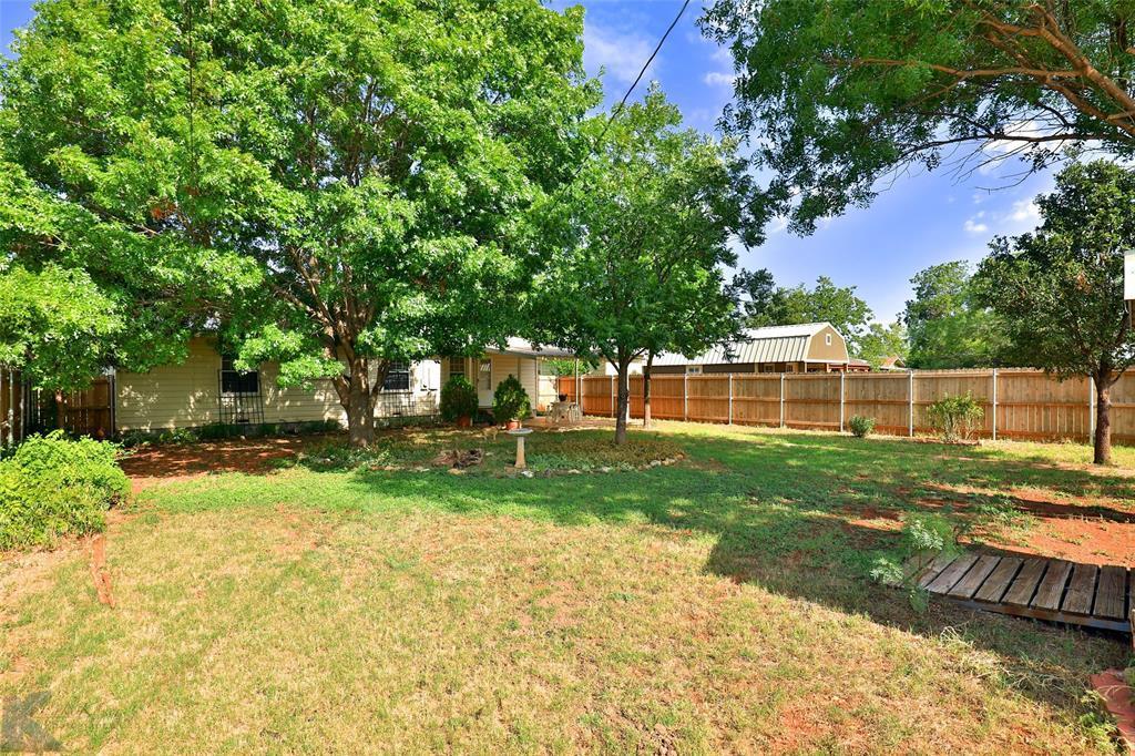 Sold Property | 917 S Jefferson Drive Abilene, Texas 79605 33