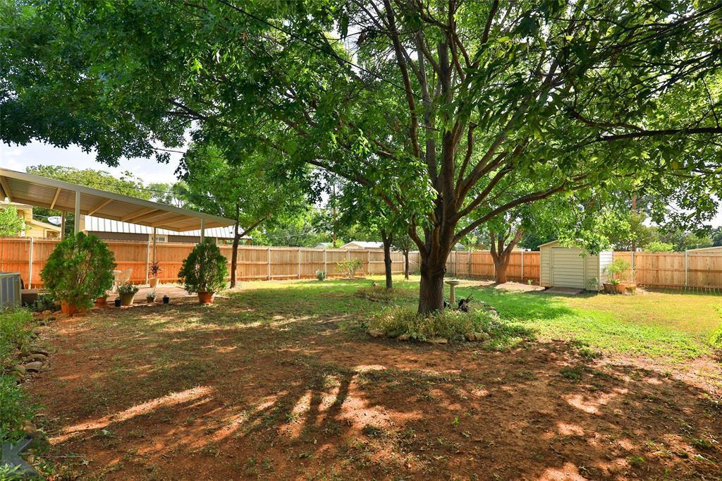 Sold Property | 917 S Jefferson  Drive Abilene, TX 79605 34