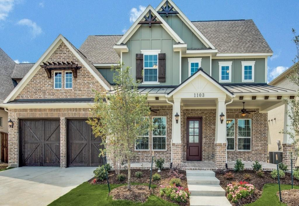 Sold Property | 1103 Sarah Street Allen, Texas 75013 0