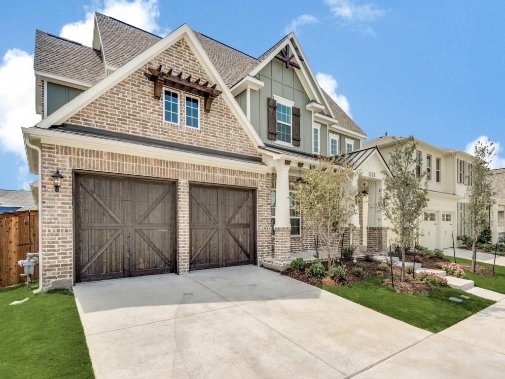Sold Property | 1103 Sarah Street Allen, Texas 75013 1