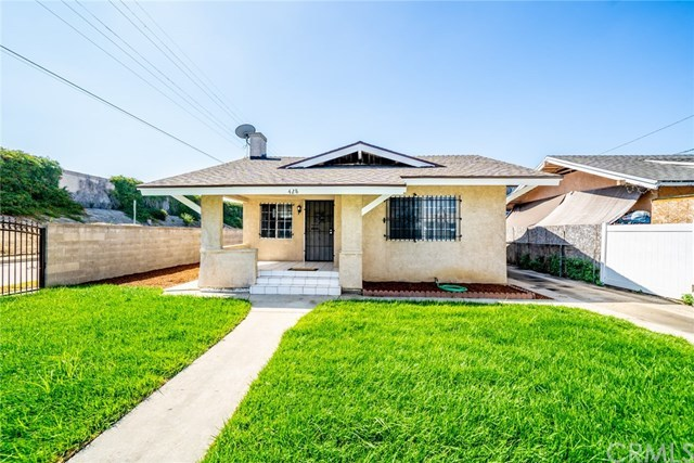 Active Under Contract | 428 W 75th  Street Los Angeles, CA 90003 1