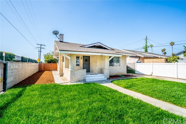 Active Under Contract | 428 W 75th  Street Los Angeles, CA 90003 3