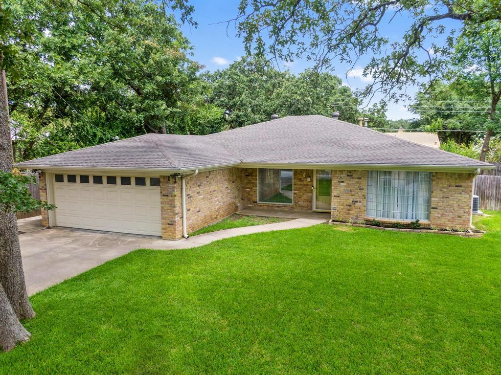 Sold Property | 609 Sandlin  Drive Bedford, TX 76021 2