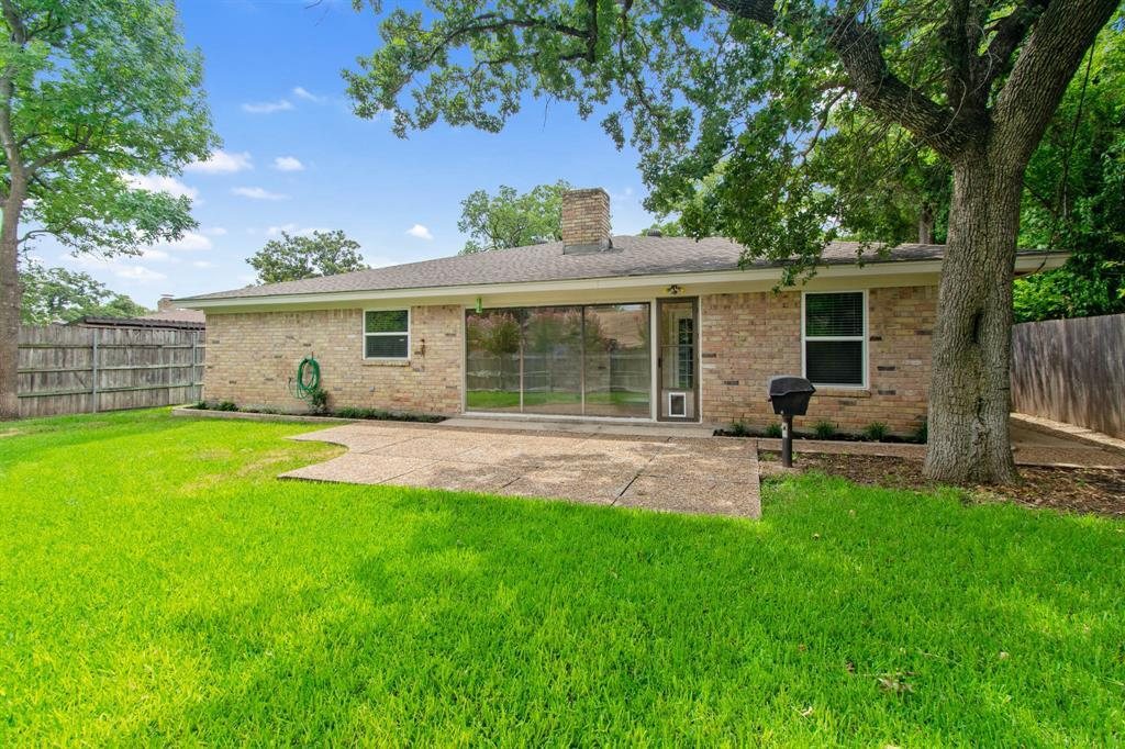 Sold Property | 609 Sandlin  Drive Bedford, TX 76021 29