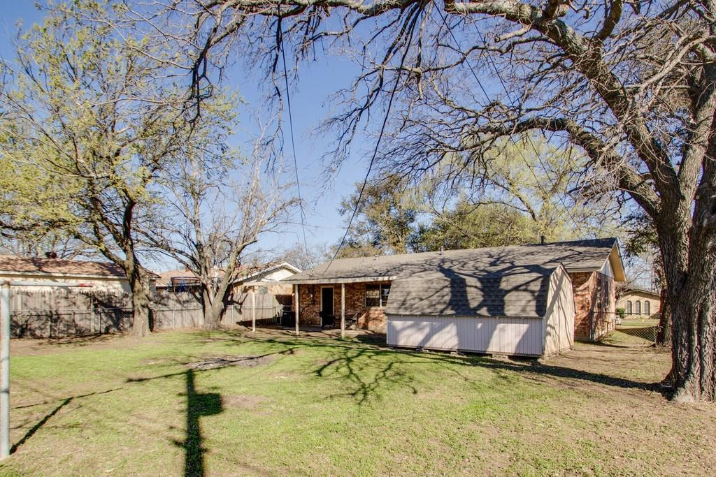 Sold Property | 8141 Tumbleweed Trail White Settlement, Texas 76108 20