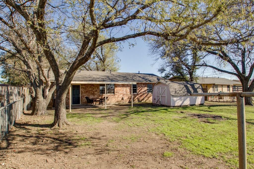 Sold Property | 8141 Tumbleweed Trail White Settlement, Texas 76108 21