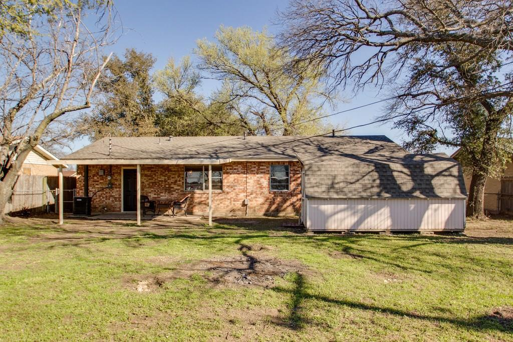 Sold Property | 8141 Tumbleweed Trail White Settlement, Texas 76108 22