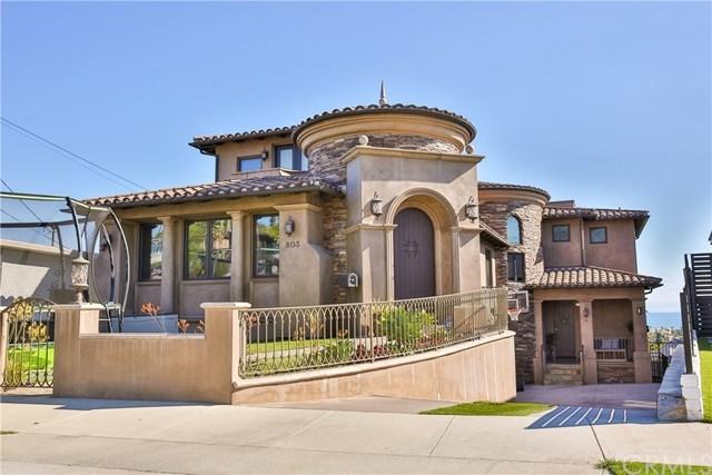 Active   803 N Paulina  Avenue Redondo Beach, CA 90277 1