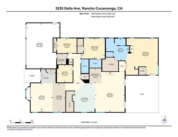 Closed | 5255 Della Avenue Rancho Cucamonga, CA 91701 32