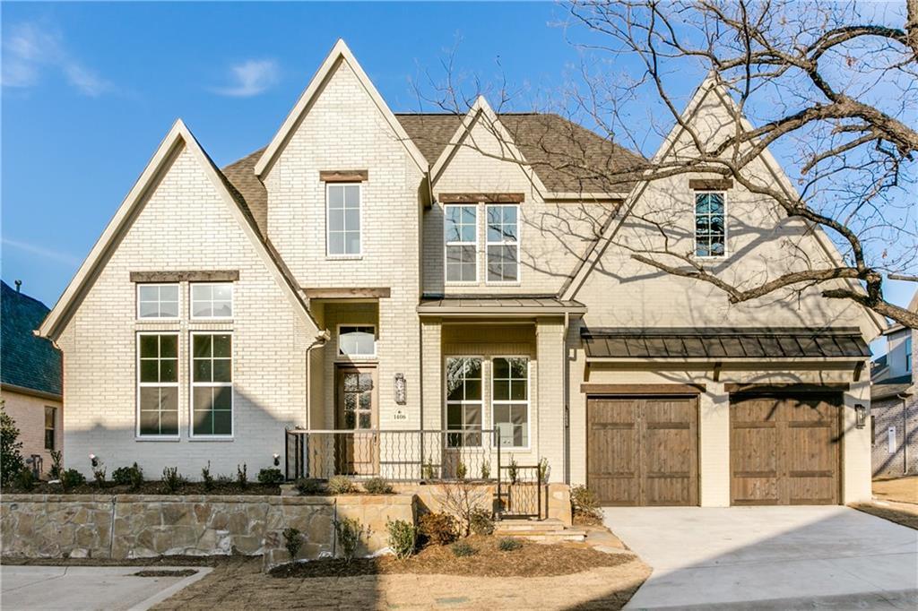 Sold Property | 1406 Claire Lane Allen, Texas 75013 1