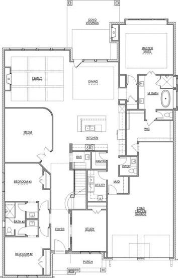 Sold Property | 1406 Claire Lane Allen, Texas 75013 30