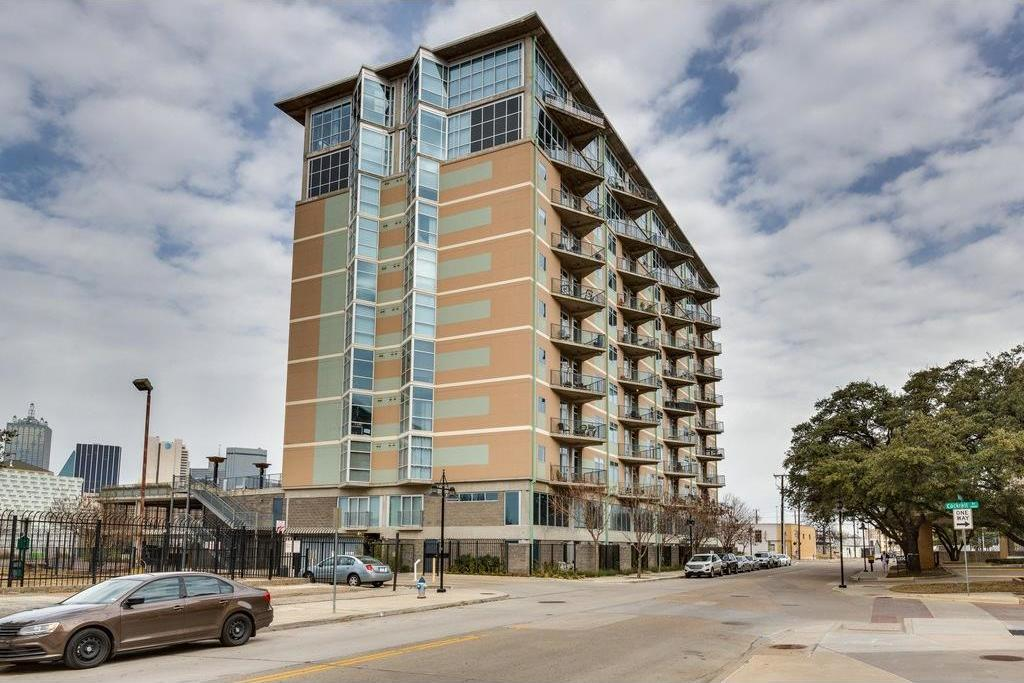Sold Property | 1001 Belleview Street #202 Dallas, Texas 75215 0
