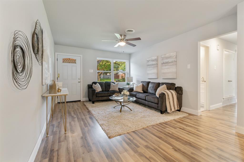 Updated East Dallas Home | 11342 Dalron Drive Dallas, Texas 75218 7