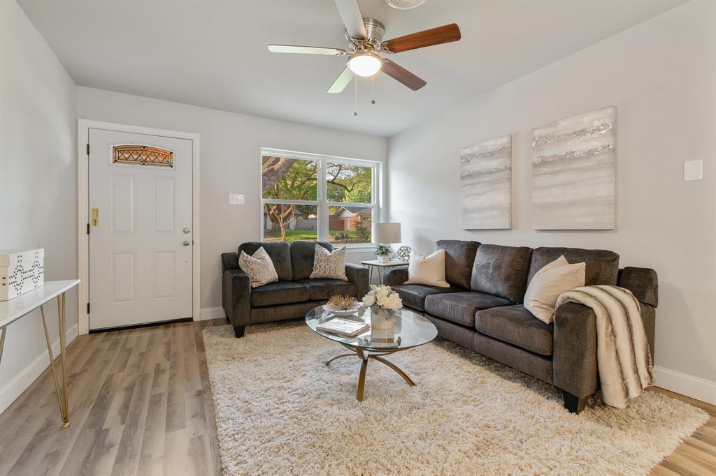 Updated East Dallas Home | 11342 Dalron Drive Dallas, Texas 75218 8