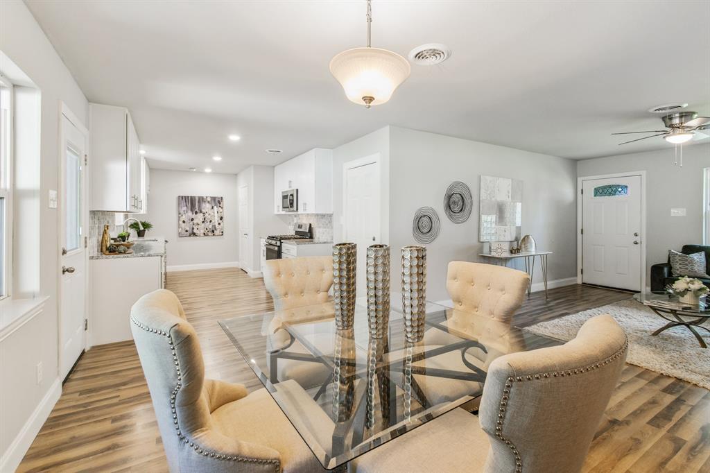 Updated East Dallas Home | 11342 Dalron Drive Dallas, Texas 75218 11