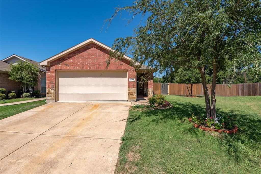 Sold Property | 1178 Kielder Circle Fort Worth, Texas 76134 1
