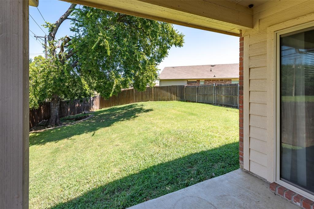 Sold Property | 1178 Kielder Circle Fort Worth, Texas 76134 24