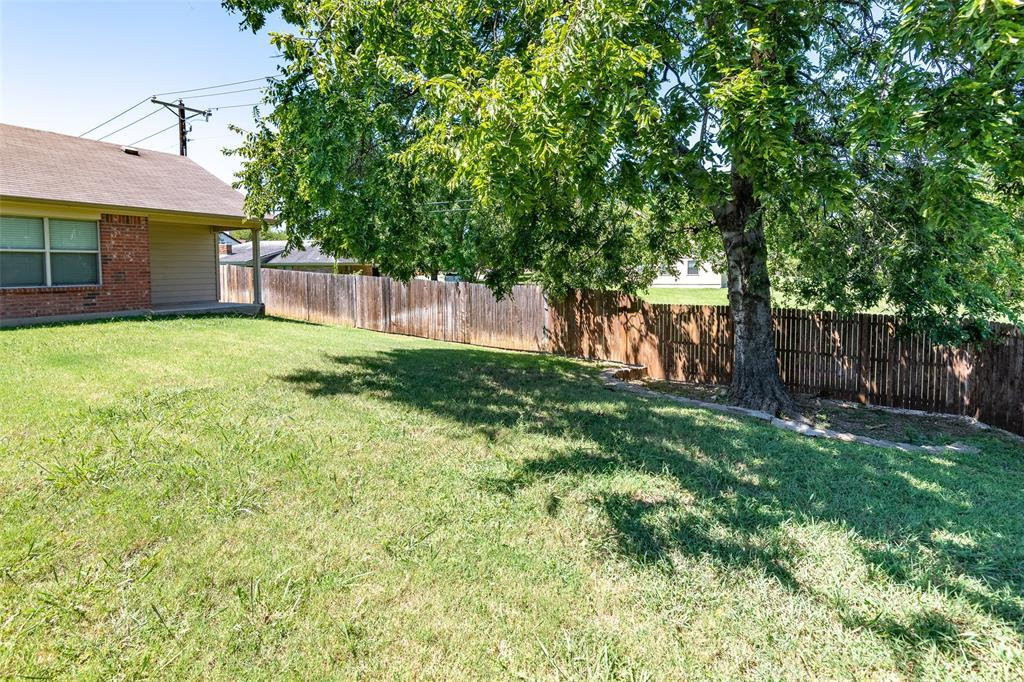 Sold Property | 1178 Kielder Circle Fort Worth, Texas 76134 26
